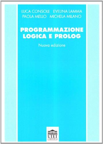 Programmazione logica e Prolog par Console L Lamma E