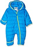 Playshoes Unisex Baby Stepp-Overall Uni Schneeanzug, Blau (Blau 7), 92