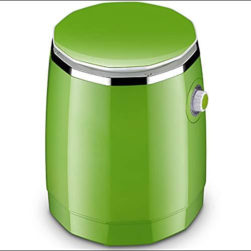 Tragbare Waschmaschine - Waschmaschine waschen Socken Unterwäsche Slips Small Mini Dormitory (Color : A) - Rotierende Einlass