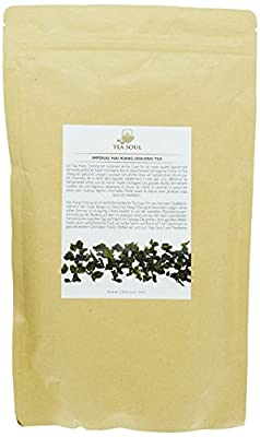 TEA SOUL Nai Xiang Imperial Thé Oolong 250 g