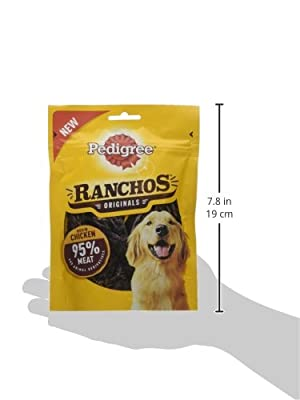 Pedigree Dried and tantalising Smell Meaty Treats