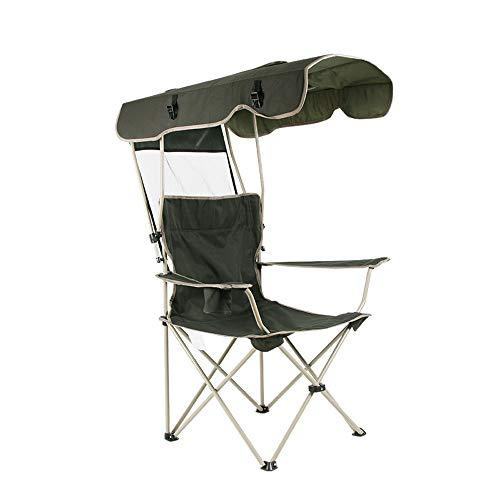 Outdoor Tragbare Freizeit Sonnenschirm Klappstuhl, Angeln Strandkorb Großhandel, Klappstuhl, Klappstrandkorb - Großhandel Esszimmer Stühle