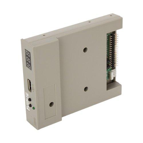 BQLZR Grau Floppy USB Diskettenlaufwerk Konverter Emulator SFRM72-FU-DL - 3