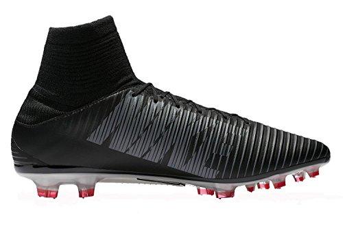 Nike Herren Mercurial Veloce Iii Df Fg Fußballschuhe Nero / Bianco-gioco Reale
