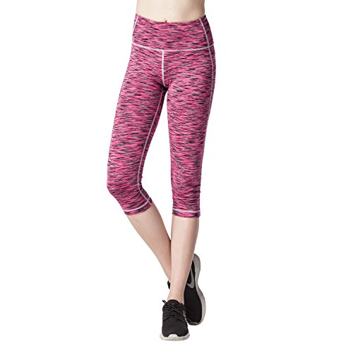 Lapasa Damen 3/4 Sport Leggings