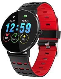 ZIHENGUO Rastreador de Actividad física, Reloj de Pulsera con Reloj Deportivo Impermeable Smart Watch IP68