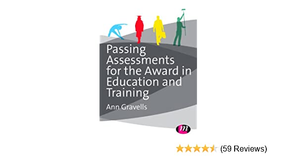 Passing assessments for the award in education and training further passing assessments for the award in education and training further education and skills ebook ann gravells amazon kindle store fandeluxe Gallery
