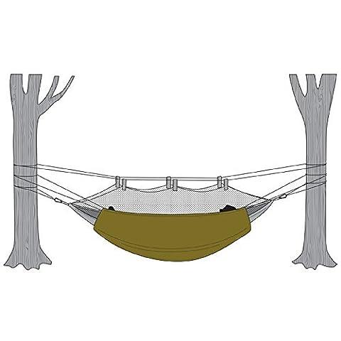 Snugpak Hammock Under Blanket with Travelsoft Filling, Olive by SnugPak