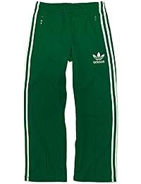 e22e72813e adidas Originals Europa TP Beckenbauer Trainingshose Hose Sporthose GRÜN  WEIß