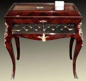Baroque Rococo Louis MoTa0473 de table xv