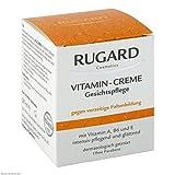 DR.SCHEFFLER RUGARD Vitamin Creme Gesichtspflege 2er Pack(2 x 1 Stück)