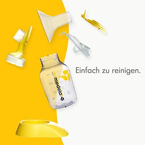Milchpumpe Medela Swing maxi - elektrische Doppel-Milchpumpe, Schweizer Medizinprodukt - 3