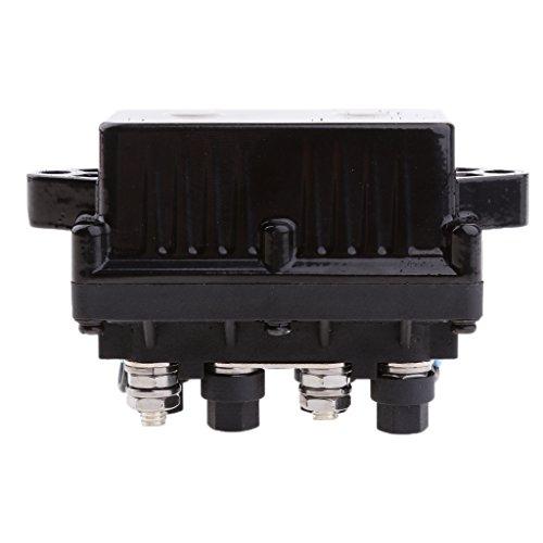IPOTCH Ersatz Aussenborder Motor Trimm Relais Für Yamaha F150 \u0026 250 Outboard Trim Relay Ersetzt Teilenummer 63P-81950-00-00