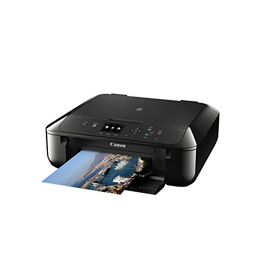 Canon PIXMA MG5750 All-in-One Wi-Fi Printer + Extra Full Set Of Original Canon Inks (Black 376, Pigment Black 300, G 780, C 345, M 306, Y 347 Pages)