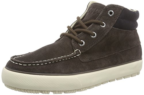 Sperry Top-Sider Bahama Lug Chukka Suede, Sneaker uomo,  Marrone (Braun (Dk Brown)), 39.5