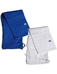 Pantalon Judo Adidas Blanc JT320