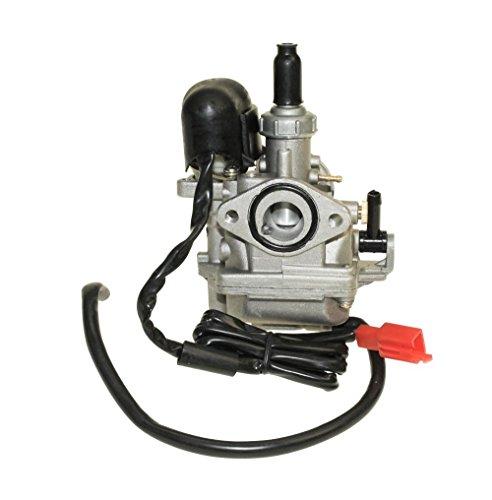 Vergaser Standard für Suzuki Motoren, AY Katana 50, AY50, UX Zillion, Aprilia Mojito 50, SR 50 Dit Racing, Dit Replica, Funmaster, Sport 50