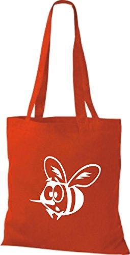Tote Bag Shirtstown Ape Rossa