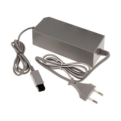 Smartfox Netzteil AC Adapter Ladegerät Stromkabel für Nintendo Wii Konsole ersetzt: Nintendo RVL-002