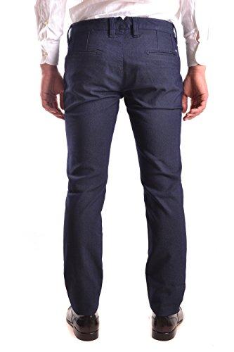 Pantalone chino uomo Armani Jeans 3Y6P20 6N28Z 0500 blu Blu