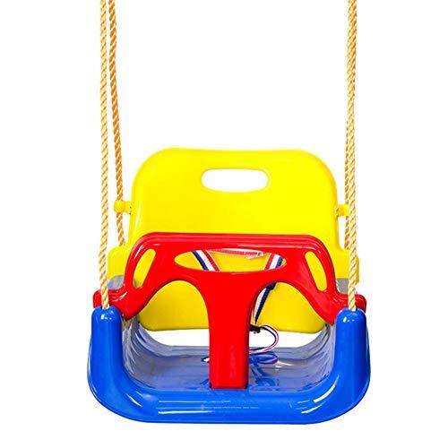 YBZX Kinderschaukel Zu Hause 3-in-1-babyschaukel Im Freien