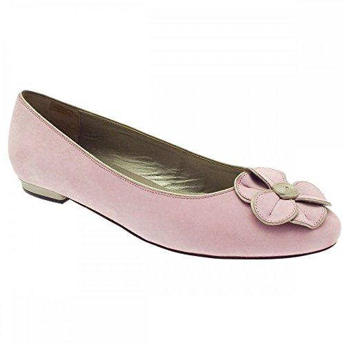 van-dal-womens-flower-detail-flat-ballet-pump-35-pink