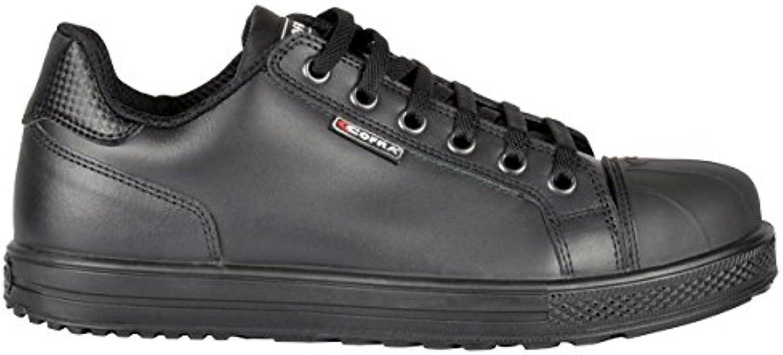Cofra 35071 – 001.w42 Talla 42 S3 SRC – Zapatillas de seguridad Mismatch, color negro