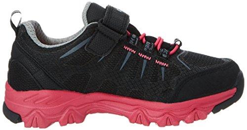 Ice Peak Wanja Jr, Chaussures de Fitness Mixte Enfant Noir (Black)