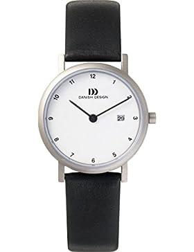 Danish Design Damen-Armbanduhr IV12Q272 Analog Quarz Leder IV12Q272