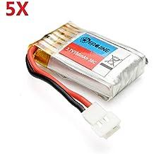 5 pilas, 3,7 V, 150mAh H8mini-003 para Eachine H8 Mini