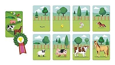 Janod - J02758 - Jeu de Stratégie - Farm Pursuit
