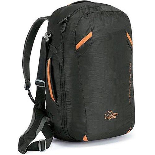 Lowe Alpine AT Light Flite Carry-On 40 - Mochila de senderismo, color negro, talla única