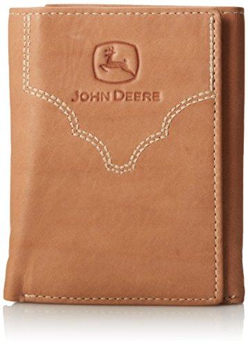 john-deere-mens-trifold-wallet-brown-4061000
