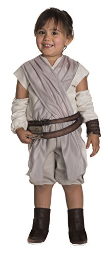 Star Wars 7 The Force Awakens Rey Toddler Costume 2T (Rey Star Wars The Force Awakens Kostüm)