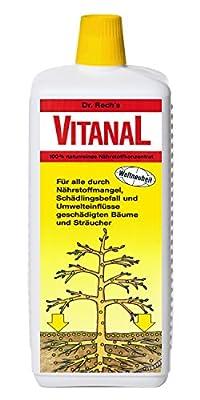 Dünger Vitanal für geschädigte Bäume 1 Liter von ProHome Vertriebs GmbH - Du und dein Garten