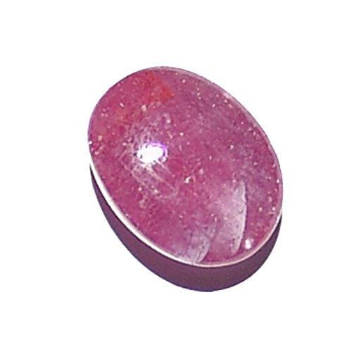 Rubin kleiner Trommelstein Super A* Qualität Cabochon Schmuck Qualität ca. 10-15 mm