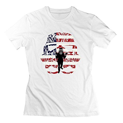 Camiseta Oficial de Star Wars Boba Fett Comic para Mujer