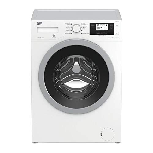 Beko WMY1112430 Autonome Charge avant 11kg 1200tr/min A+++ Blanc machine à laver - Machines à laver (Autonome, Charge avant, Blanc, boutons, Rotatif, Gauche, LCD)