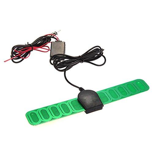 KFZ AM/FM-Radio Antenne Signal Verstärker Booster DC KFZ 12V Langlebig AMP Auto Antenne-teller
