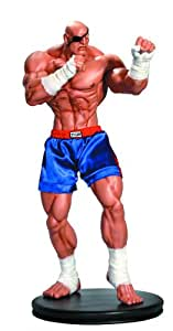 Pop Culture Shock Collectibles Street Fighter 1/4 Scale Sagat Statue