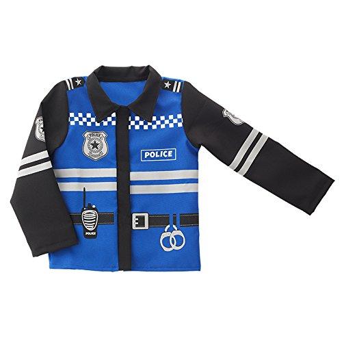 Imagen de imaginarium  disfraz de policía para niños, policeman suit 84348  alternativa