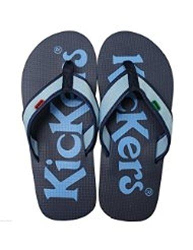 Kickers Klassic Kick - Infradito Unisex Blu / Marina - Blu/ Marina, Eu 44-45