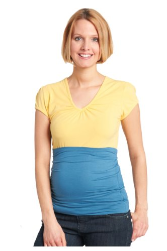 Que Sera Umstandsmode Bauchband Belly Belt Light blue one size (Lite Belt)