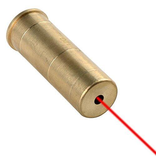 12ga messing farbe boresighter kartusche mit 4 batterien für 12 gauge - Ziel Gauge 12