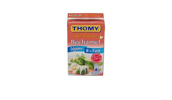 German Thomy Bechamel Sauce 250 Ml Amazon Co Uk Grocery
