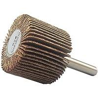 Bardland 30x25x6 30xAcabado lija de disco de rueda de papel de lija 60 grano para herramientas rotativas Dremel