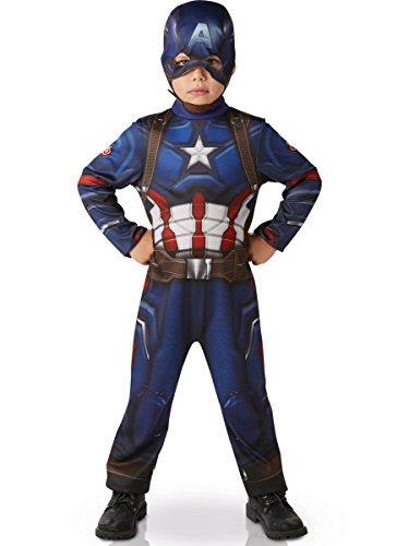 CAPTAIN AMERICA GUERRA CIVIL ~ clásico del Capitán América (sin músculos) -...