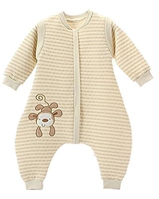 SAMGU Los bebés niños Dibujos animados Bebé Bolsa de dormir Recién nacido Algodón Bebé Saco del sueño Blanket