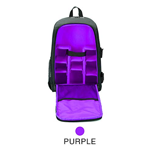 6fbd1e9e7659 Vapeonly Professional Multi-Functional Waterproof DSLR Camera Backpack