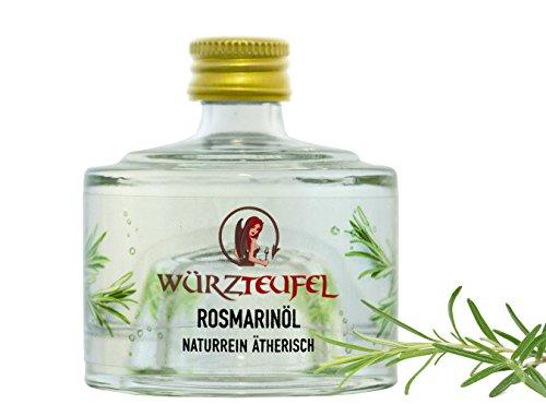 Rosmarin - Öl aus Griechenland, Spitzenqualität. Naturrein, ätherisch. NEUE ERNTE. Flasche 40 ml.
